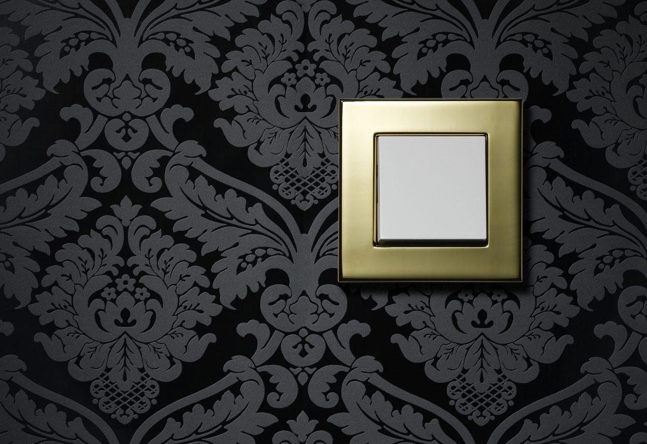 Gira Switch Gold